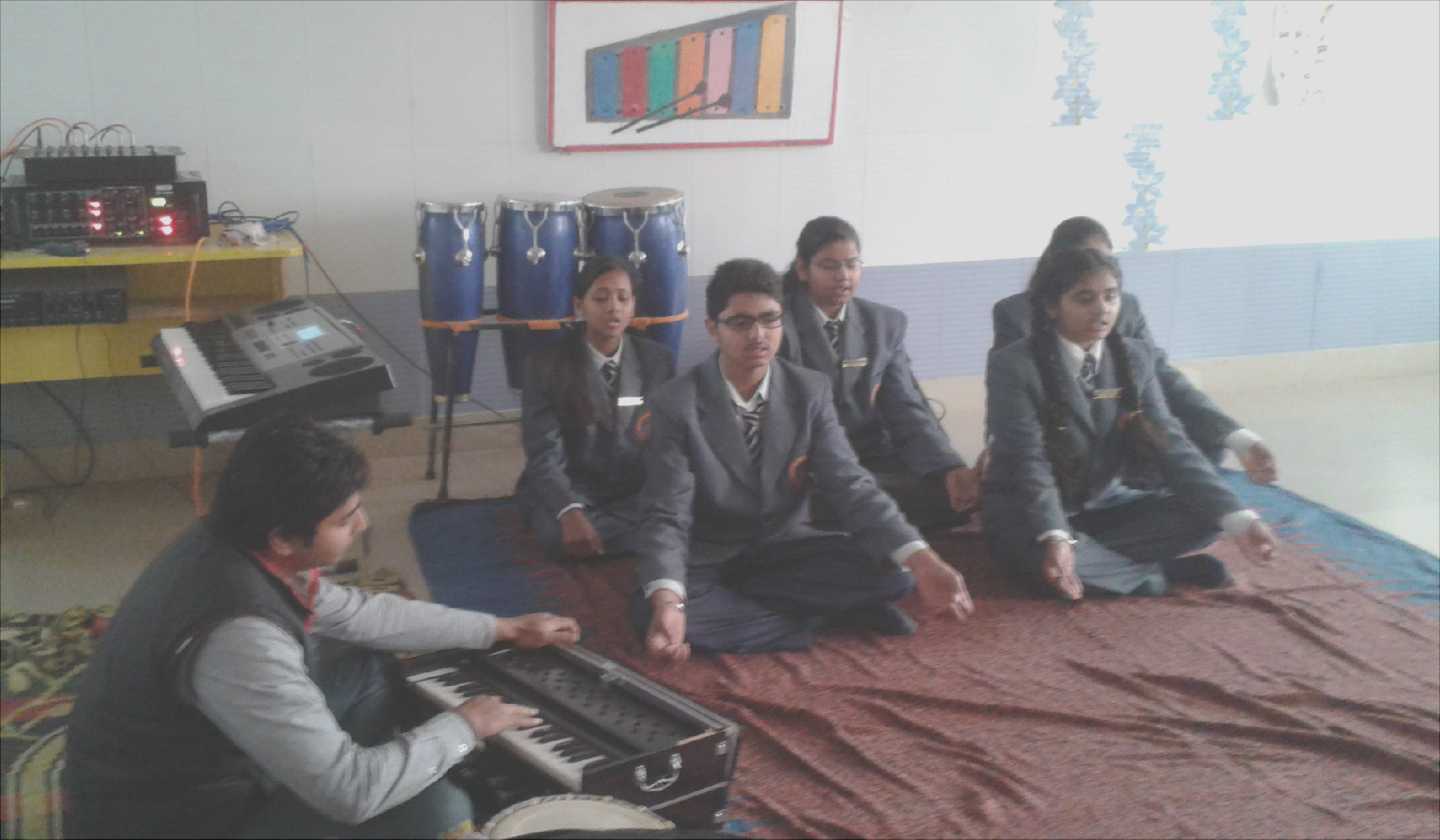 music classes in ghaziabad